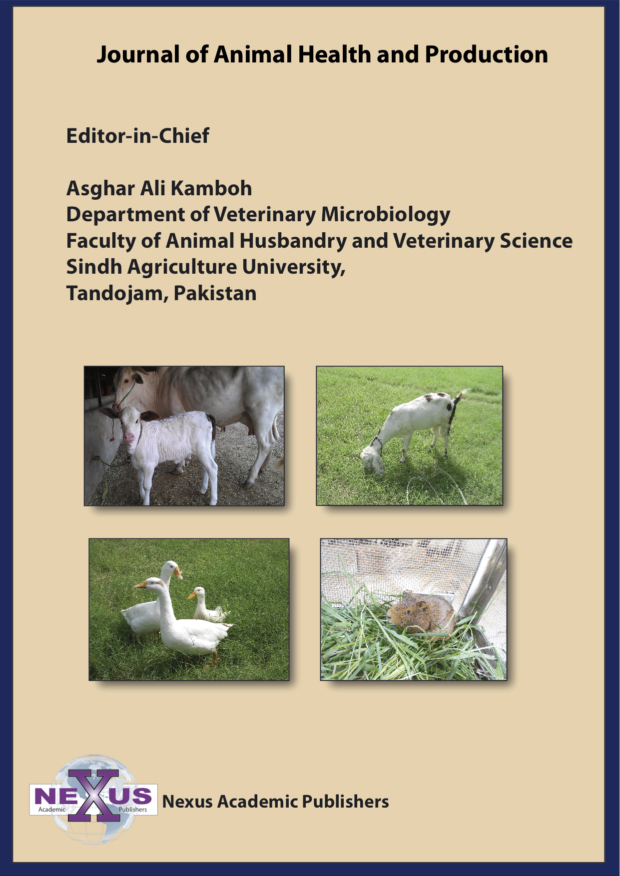 Journal of Animal Health and Production