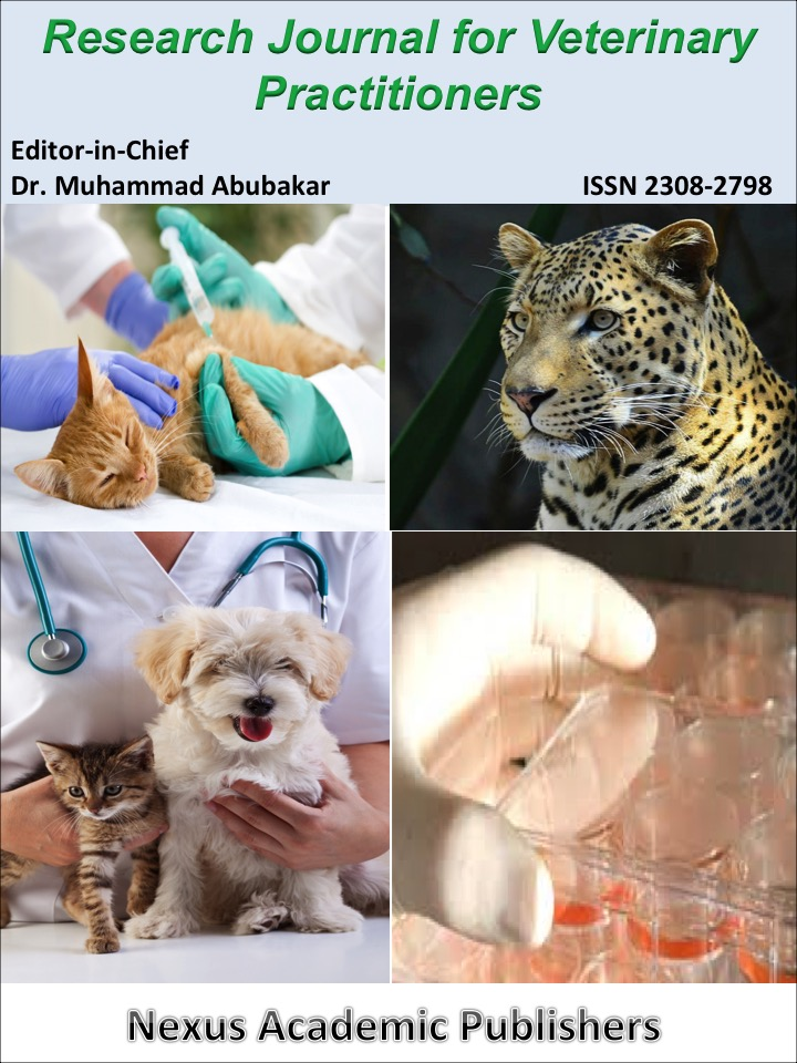 Research Journal for Veterinary Practitioners